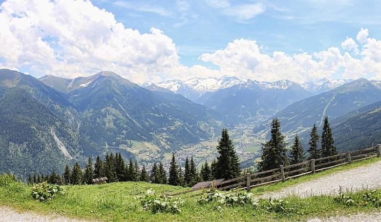 Gastein w Austrii